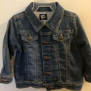 Baby B'gosh blue Jean jacket 9-12 months